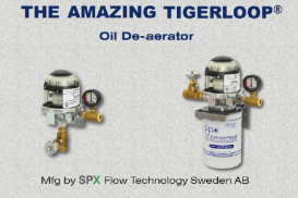 Tigerloop® Oil De-aerator