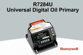 Honeywell  Universal Oil Primary Control R7284U